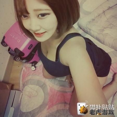 18岁女高中生受欢迎 韩国妹子的发育速度也太超前了